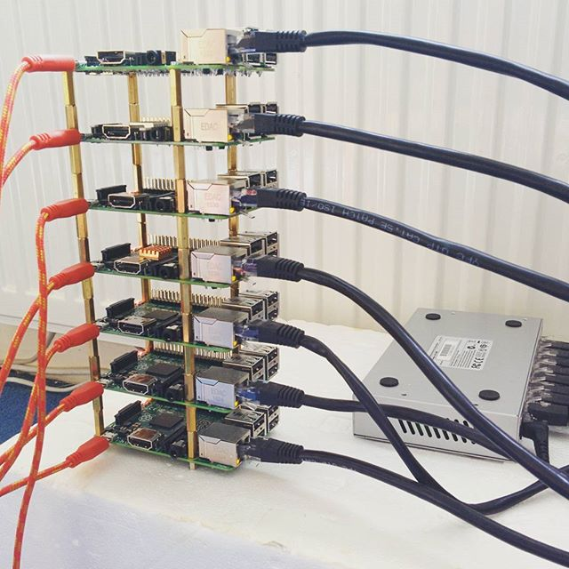 Tutorial: Build a PI Cluster with Docker
