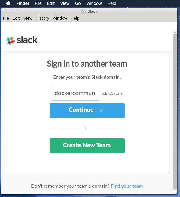 Bring Linux apps to the Mac Desktop with Docker