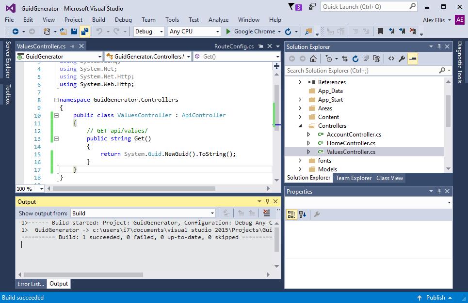 Run IIS + ASP NET on Windows 10 with Docker