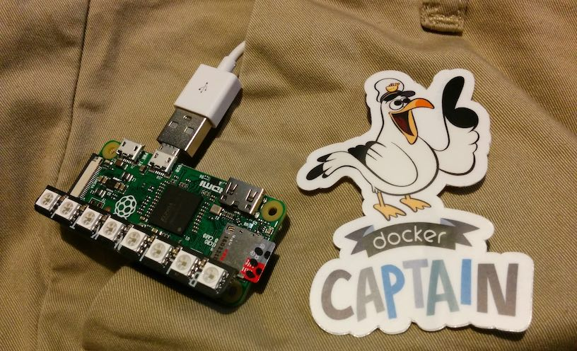 Carry a Docker Engine in your pocket