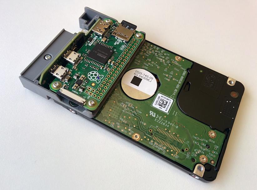 Attach Usb Storage To Your Raspberry Pi