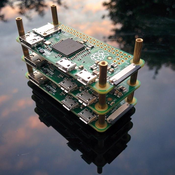 Your Serverless Raspberry Pi Cluster With Docker