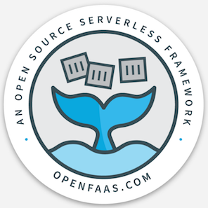 OpenFaaS presents to CNCF Serverless workgroup