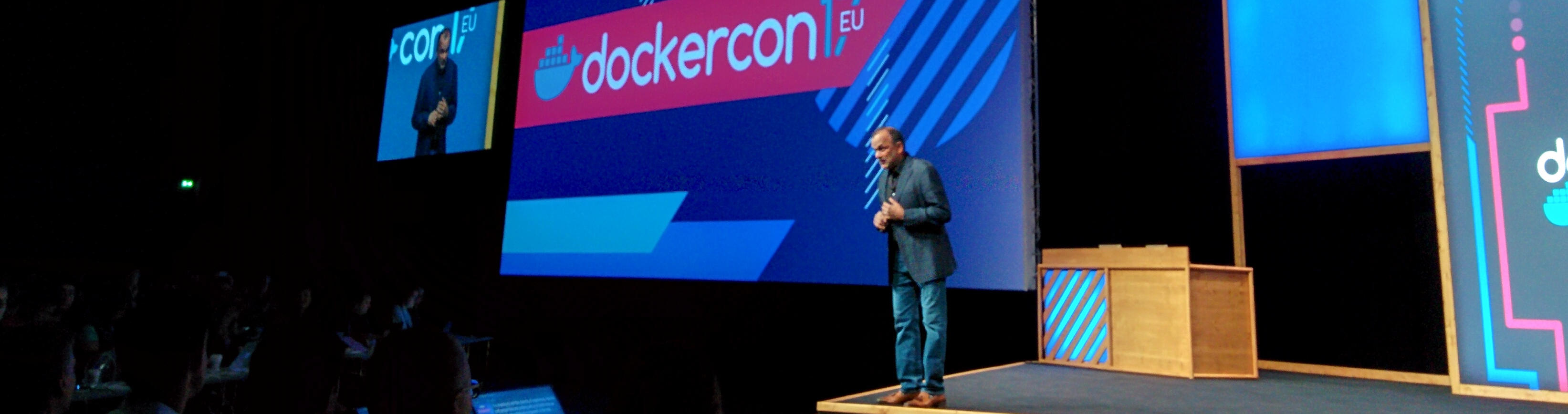 Notes from Dockercon 2017 - Copenhagen